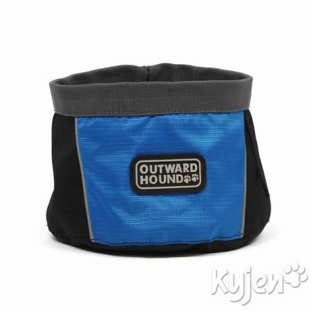 Cestovní miska Outward Hound New Collection Blue
