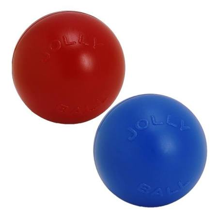 Jolly Ball Push-n-Play 25 cm - míč plnící
