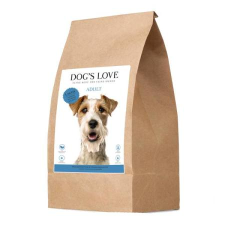 DOGS LOVE granule Adult LOSOS  2kg