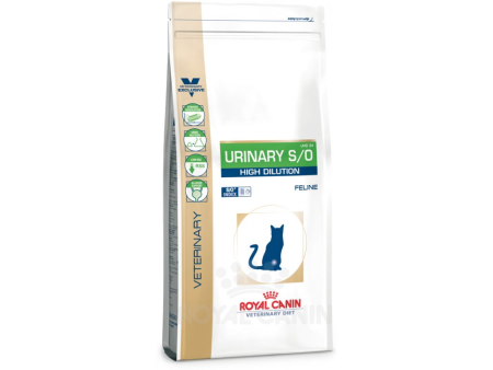 ROYAL CANIN  VD- Feline Dry Urinary S/O High Dilution 3,5kg