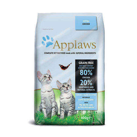 Applaws granule Cat Kitten Kuře  400g