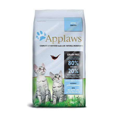 Applaws granule Cat Kitten Kuře 2kg