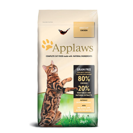 Applaws granule Cat Adult Kuře  2kg