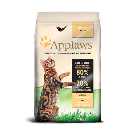 Applaws granule Cat Adult Kuře 7,5kg