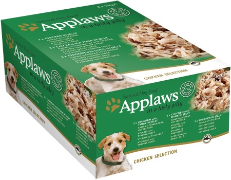 Applaws konzerva Dog JELLY MultiPack 8x156g