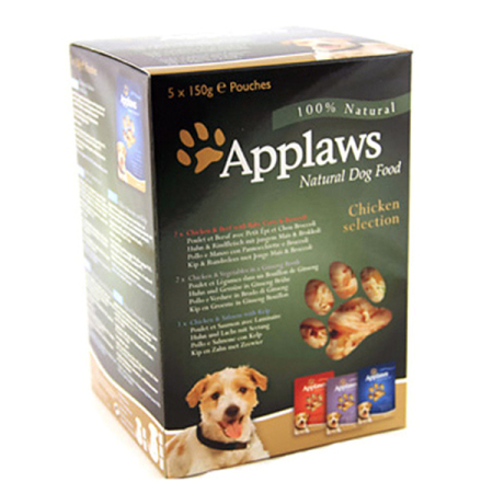 Applaws kapsička Dog MultiPack 5x150g
