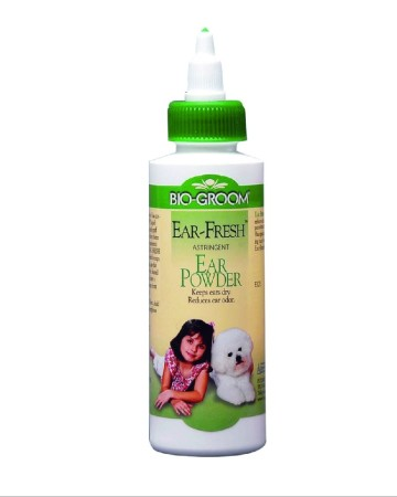Ear-fresh bio-groom pudr 24g