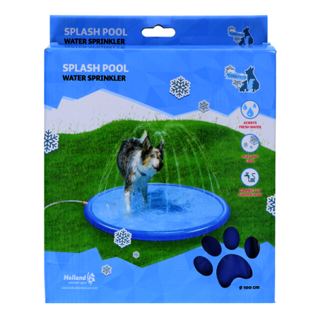 CoolPets kropící bazének Splash Pool