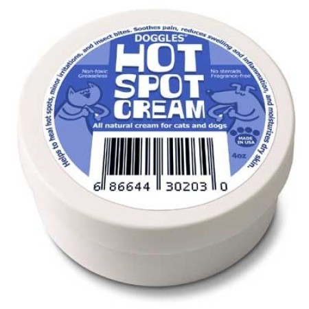 Doggles Hot Spot Cream - hojivý krém 113g