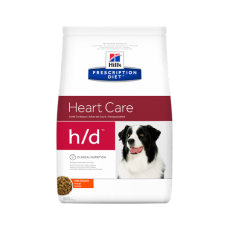Hill's Prescription Diet Canine h/d granule  5kg