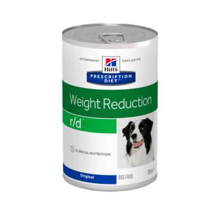 Hill's Prescription Diet Canine r/d konzerva 350g