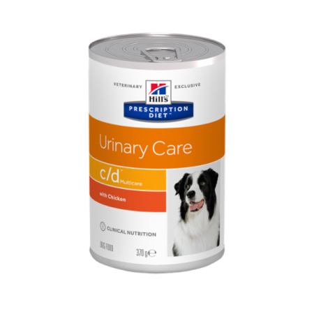 Hill's Prescription Diet Canine c/d konzerva multicare 370g