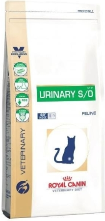 ROYAL CANIN  VD- Feline Dry Urinary S/O LP34 Dry 7kg