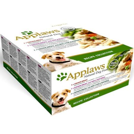 Applaws konzerva Dog Multipack RecipeE 8x156g