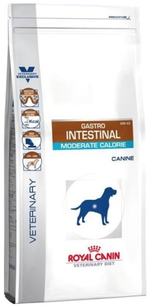ROYAL CANIN VD Dog Dry Gastro Intestinal Moderate Calorie 2kg